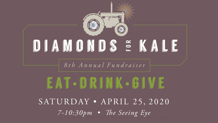 Diamonds For Kale Fundraiser